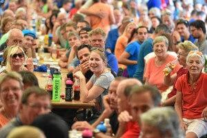 SARNEN, 4SEP16 - Bild-Feature aufgenommen am SWITZERLAND MARATHON light, dem Halbmarathon, der diesmal auch als Schweizer Meisterschaft gewertet wird, am 4. September 2016 in Sarnen. Impression of the 3rd SWITZERLAND MARATHON light in Sarnen, Switzerland, September 4, 2016. swiss-image.ch/Photo